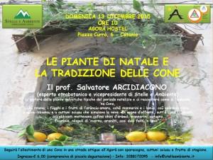 LOCANDINA TRADIZIONI NATALIZIE E CONA 13DICEMBRE2015