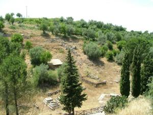 Lentini_Leontinoi_Ausgrabungen
