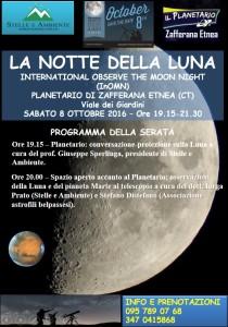 LOCANDINA NOTTE DELLA LUNA 8OTTOBRE2016