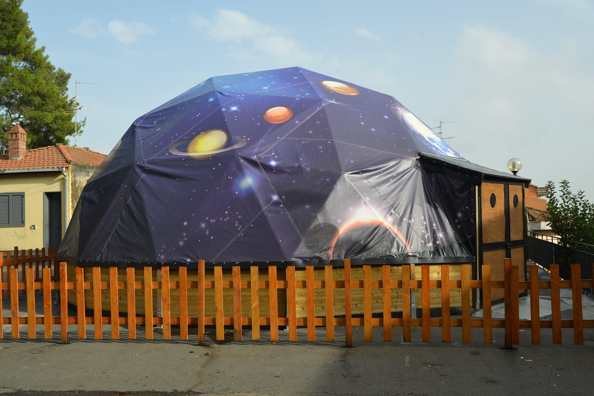 Notte della luna al planetario di zafferana etnea stelle for Di mauro arredi zafferana