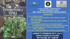 3 LOCANDINA INVITO PRESENTAZIONE LIBRO ARCITURI CASTELLO LEUCATIA (1)