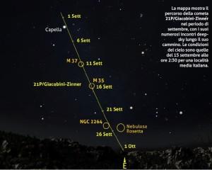 percorso-cometa-giacobini-settembre2018-foto-coelum-astronomia