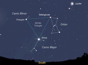 stelle-triangolo