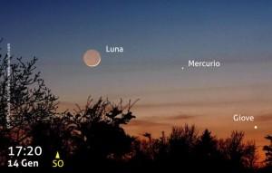 congiunzione-luna-mercurio-giove-14gennaio2021